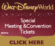 Disney Special Meeting & Convention Tickets