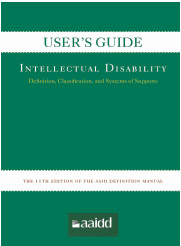 User's Guide, Intellectual Disability