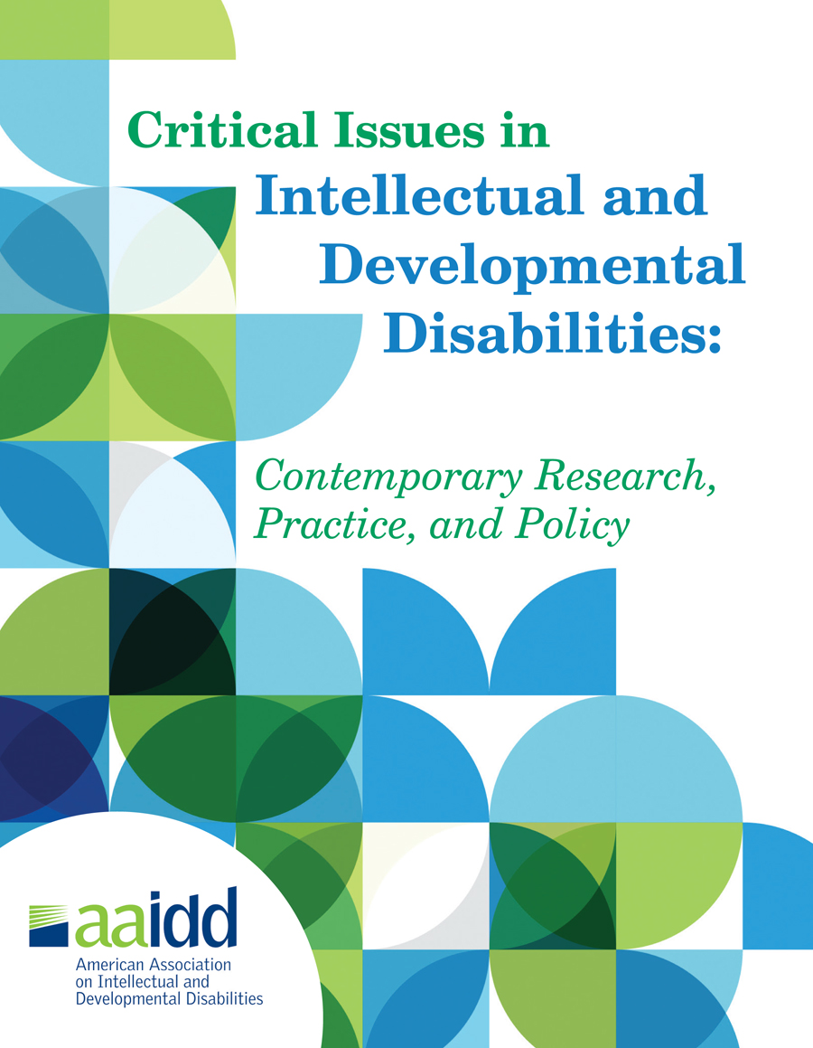 critical issues in intellectual and developmental disabilities