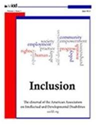 journal articles or blog posts on the subject of inclusion